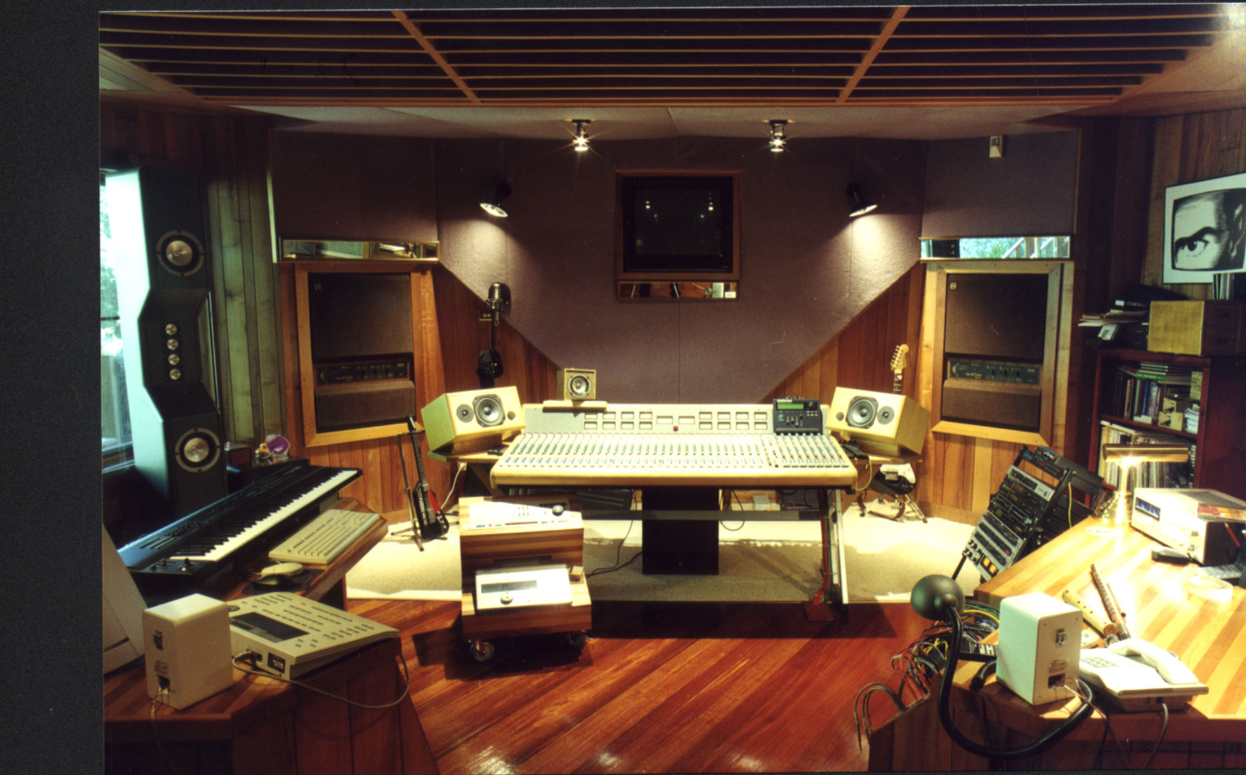 The Living Room - Studio 1b